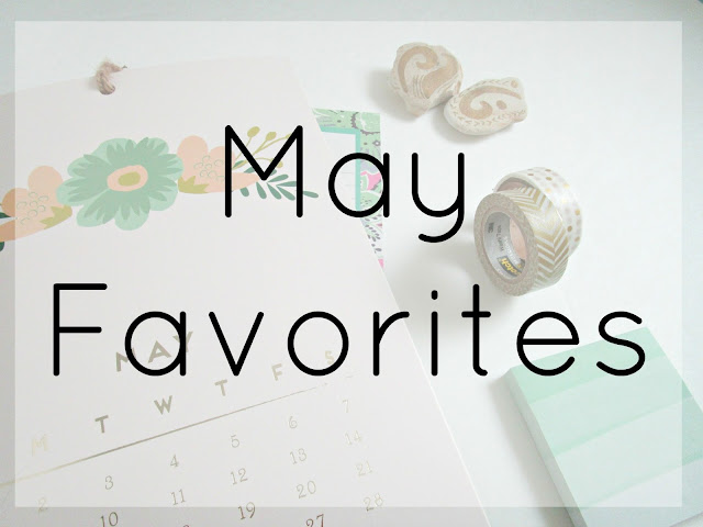 May Favorites from Courtney's Little Things