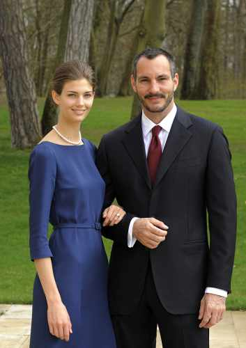 Prince Rahim Aga Khan, to Ms. Kendra Spears of Seattle, Washington, the United States