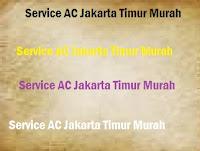 Informasi Tukang Service AC Jakarta Timur