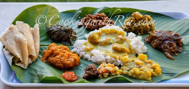 Pam S Kitchen Trinidad Food