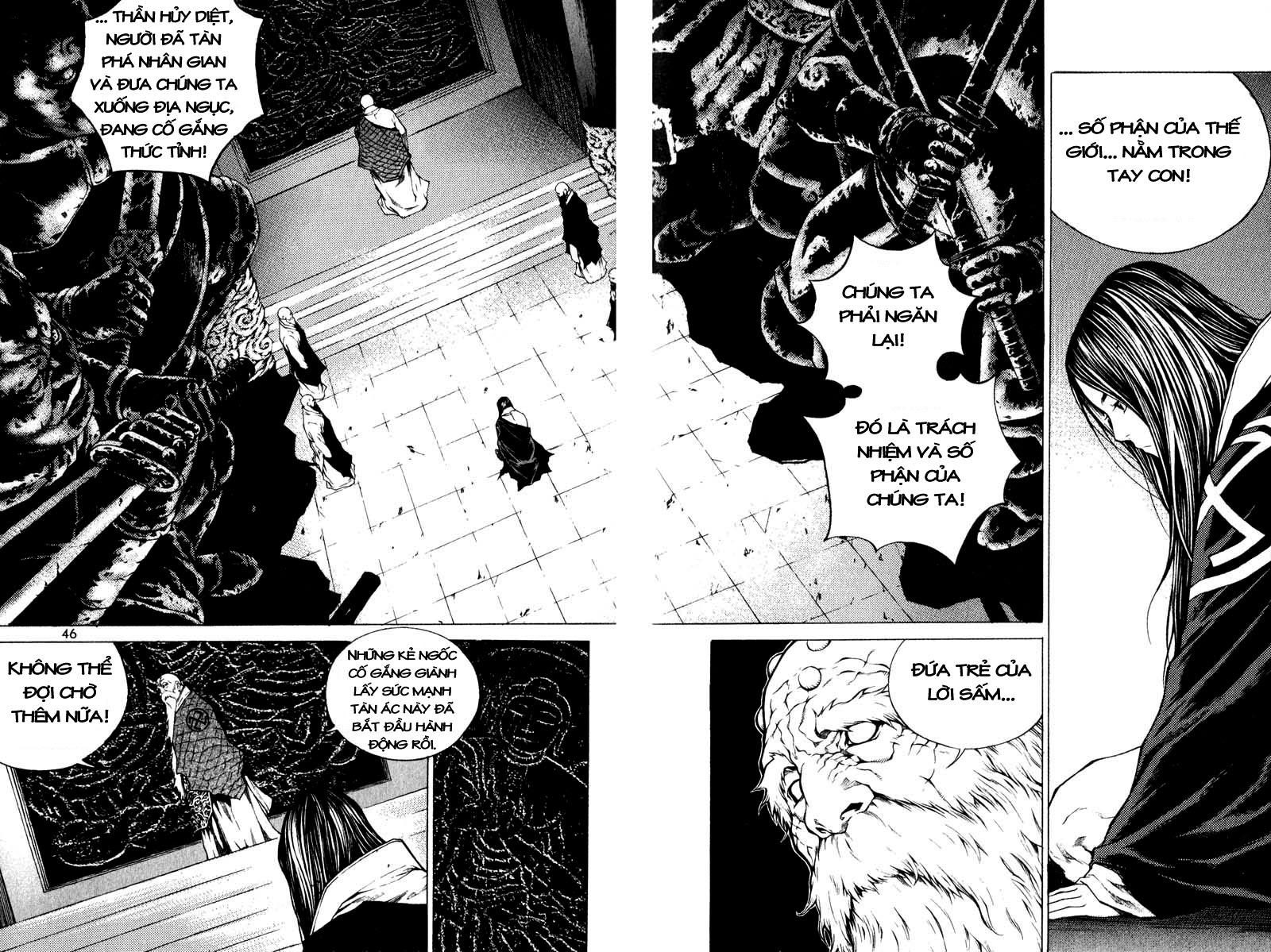 Banya chap 024 trang 3