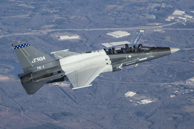SECOND T50A TAKES FLIGHT