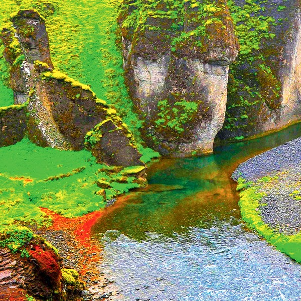 Clams Casino - Rainforest - EP Cover