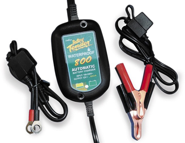 Nicad Battery Charger By Fet Irf9530