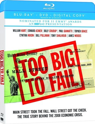 Too Big to Fail 720p HD Español Latino Dual BRRip Descargar