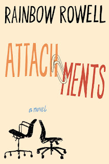 Attachments by Rainbow Rowell cover