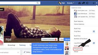 cara menambahkan ribuan like di status facebook