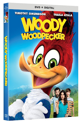 Woody Woodpecker DVD Review