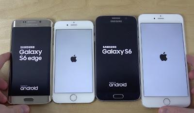 Samsung S6 vs iPhone 6: dove trovarli al miglior prezzo