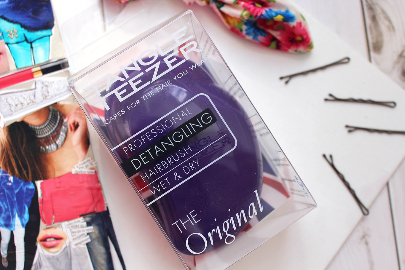 Review Tangle Teezer The Оriginal Hairbrush