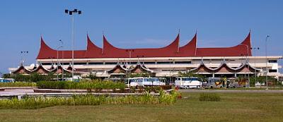 Bandar Udara Internasional Minangkabau Padang Pariaman