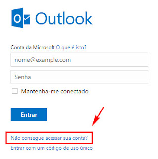 Microsoft Outlook e Hotmail