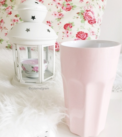 cute pastel homeware