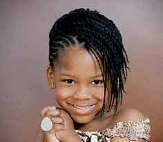 Surprising Chiffel Weblogs Black Girl Braided Hairstyles Pinterest Lil Girl Hairstyles For Men Maxibearus