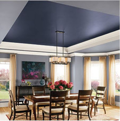 How to paint a ceiling with the best ceiling paints