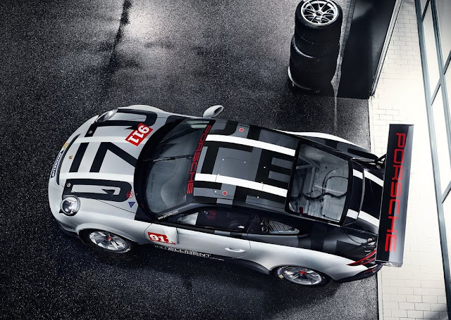2017 Porsche 911 Gt3 Cup Autonewcarsblog
