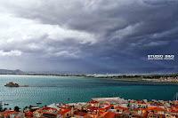 Ο «Μίνωας» θα σαρώσει την Ελλάδα (πρόγνωση μέχρι την Τρίτη)