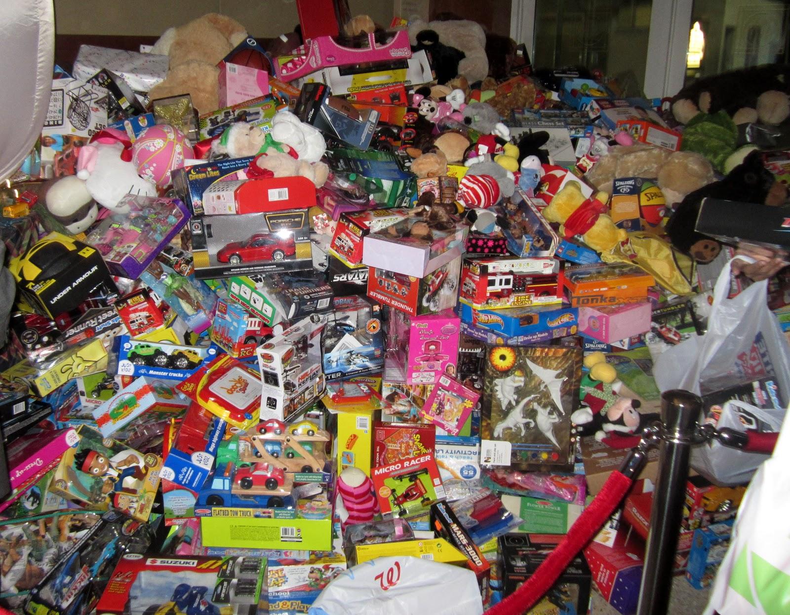 Mountain Of Toys 26