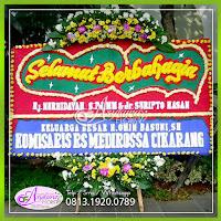 Toko Bunga Papan Pernikahan Jakarta Selatan