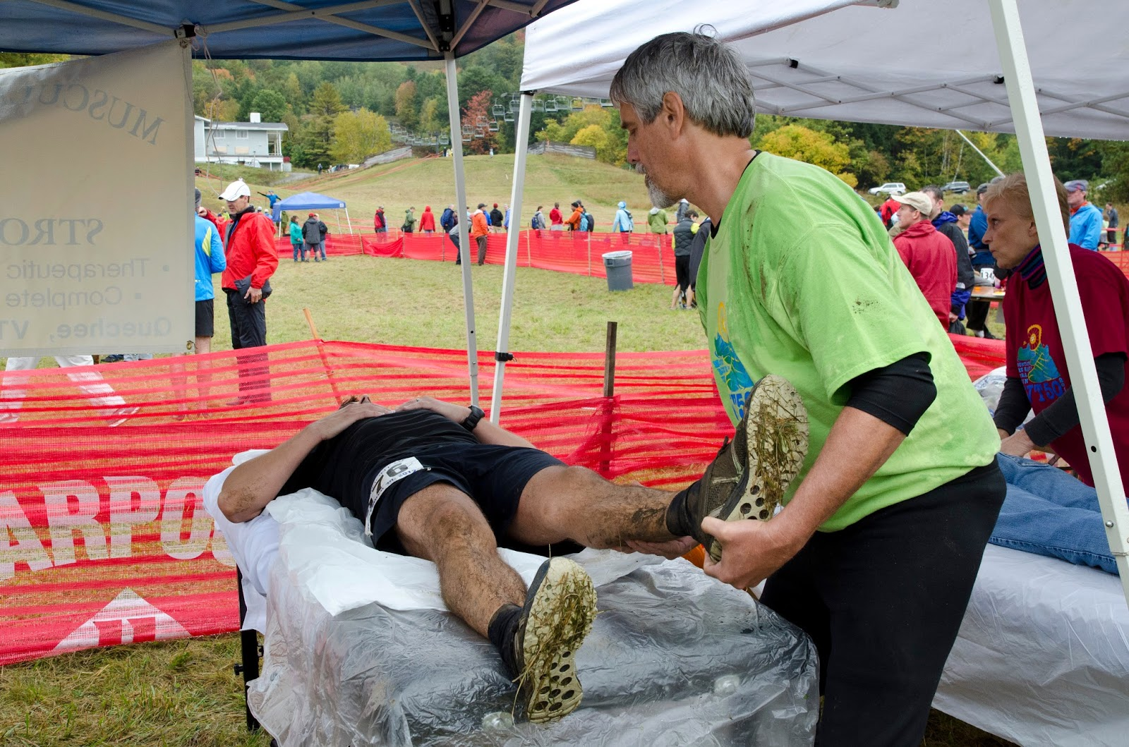 WANTED- Massage Therapists for Vermont 50 Finish Line Sept ...