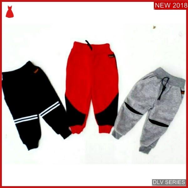 DLV14C23 Celana Jogger Anak Sporty Celana Panjang Balita Murah BMG