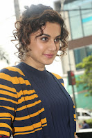 Taapsee Pannu looks super cute at United colors of Benetton standalone store launch at Banjara Hills ~  Exclusive Celebrities Galleries 007.JPG