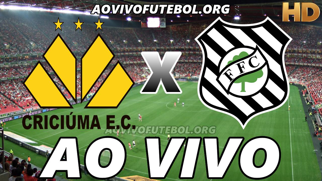 Assistir Criciúma vs Figueirense Ao Vivo HD
