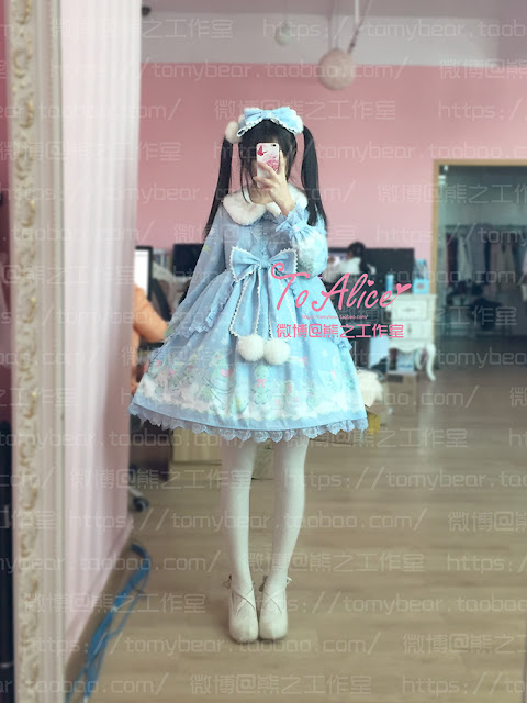 mintyfrills sweet lolita fashion kawaii taobao