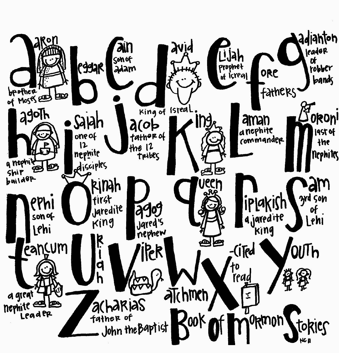 clipart of the book of mormon - photo #18
