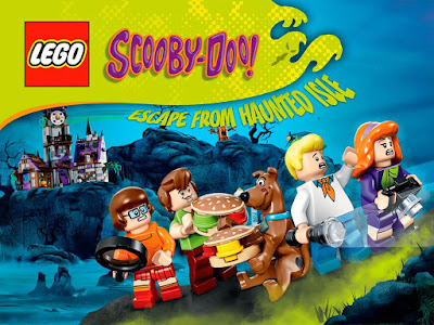 LEGO Scooby-Doo Haunted Isle
