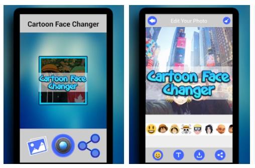 aplikasi edit foto menjadi kartun di android