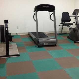 Greatmats gym foam flooring