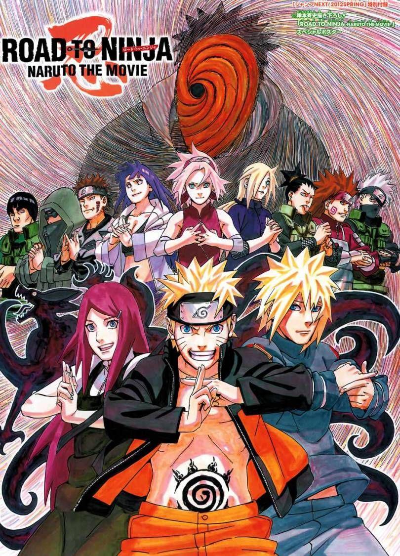 Naruto Shippuden The Movie 6 Road To Ninja Bd Sub Indo Megabatch