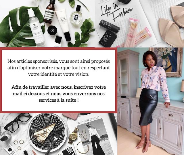 FashionDRA | Nos articles sponsorisés