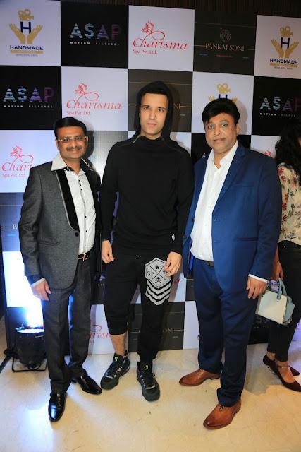 Sandeep Jain,Aamir Ali, Manik Soni