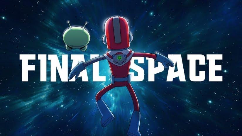 Final Space TBS