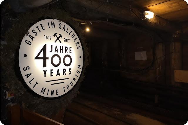 visitare le miniera di sale di salisburgo