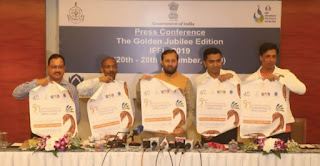 IFFI Mark Golden Jubilee Edition This Year