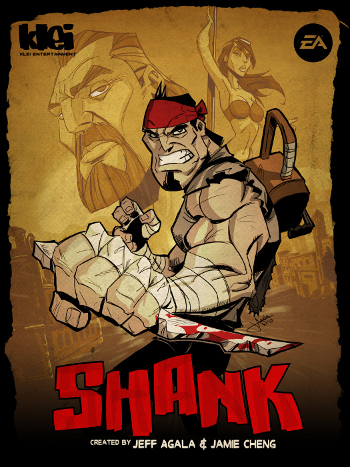 capa do jogo shank