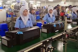 Info Lowongan Kerja di PT EPSON Indonesia Industry EJIP Cikarang