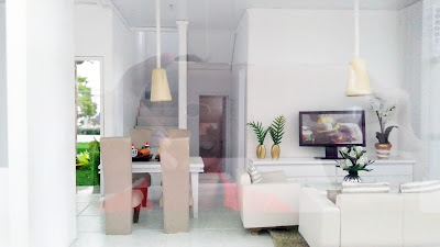 Living Room Orchid 5, 70/160 Citra Indah City