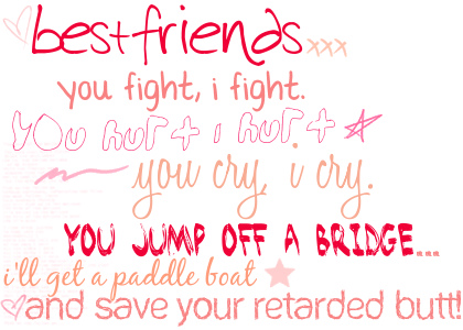 Bff Quotes Wallpapers Flemmington June 2013