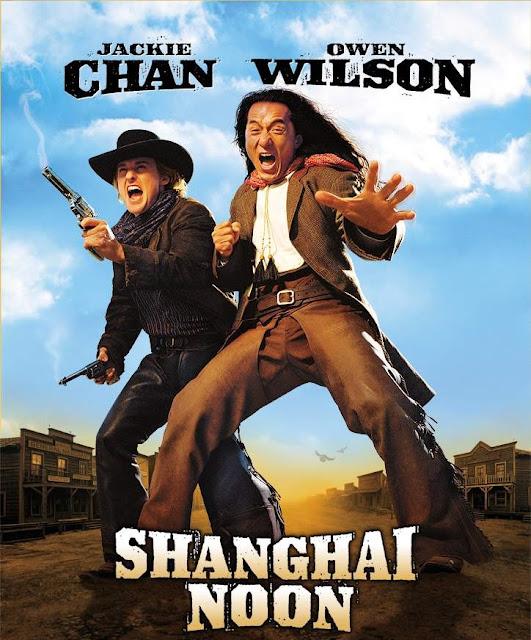 Jackie Chan Filmleri Şangaylı Kovboy - Kurgu Gücü