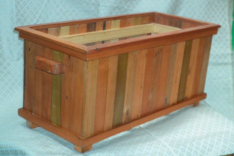Muebles artesania con reciclados 03