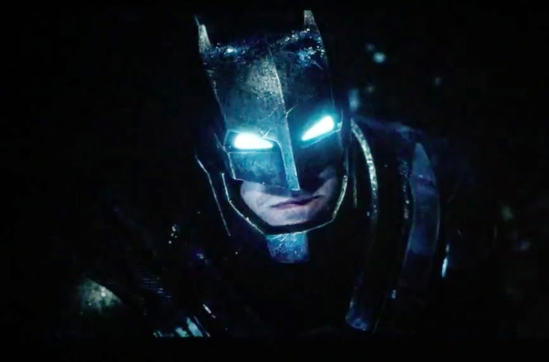 Batman v Superman Dawn of Justice trailer teaser