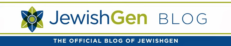 JewishGen Blog: The Official Blog of Jewish Genealogy