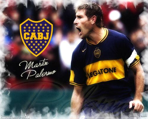 Resultado de imagem para Martín Palermo