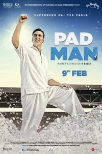 Padman 2018 Hindi Dvd Rip