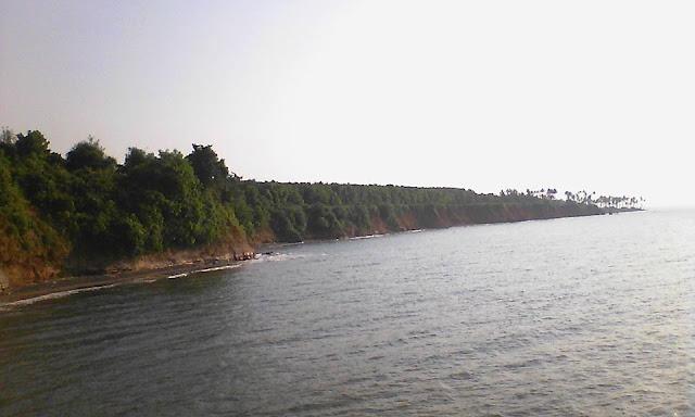Pantai Punuk Sapi di Jepara