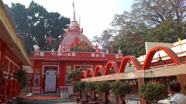 hanuman temple aliganj
